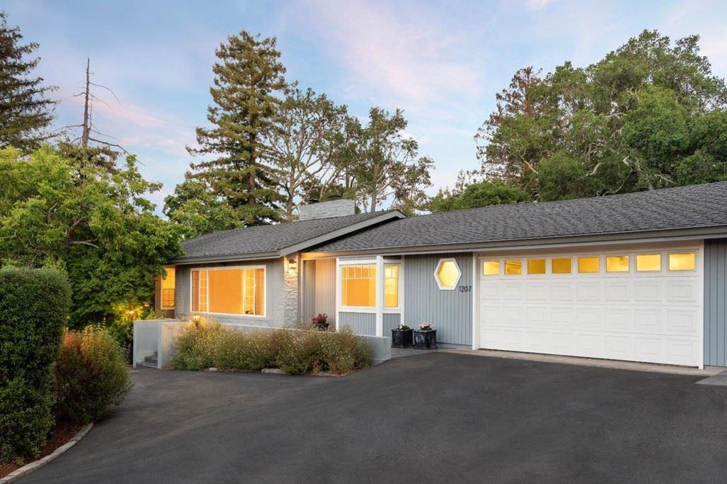 1207 Marlborough Road, Hillsborough, CA 94010 - #: ML81857344