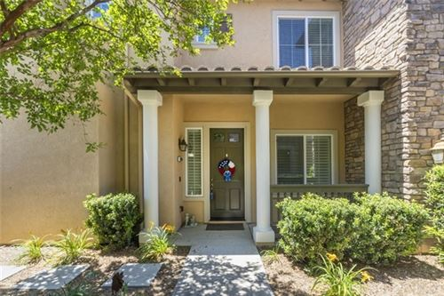 Photo of 23826 Brescia Drive #89, Valencia, CA 91354 (MLS # SR20102345)