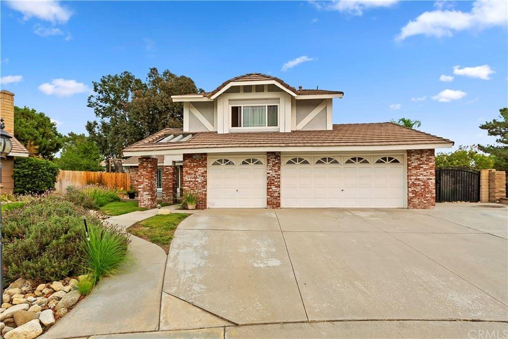 12846 Carissa Court, Rancho Cucamonga, CA 91739 - MLS#: CV21199345
