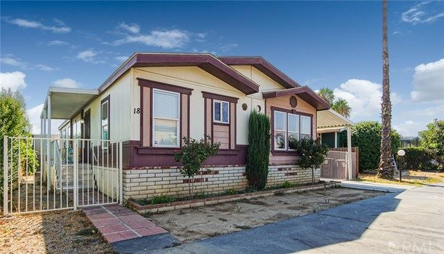 25350 Santiago Drive #18, Moreno Valley, CA 92551 - MLS#: EV20183346