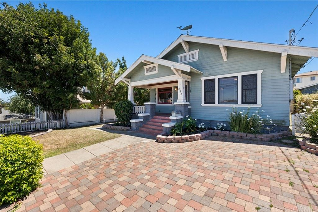 535 W 36th Street, San Pedro, CA 90731 - MLS#: SB21098346