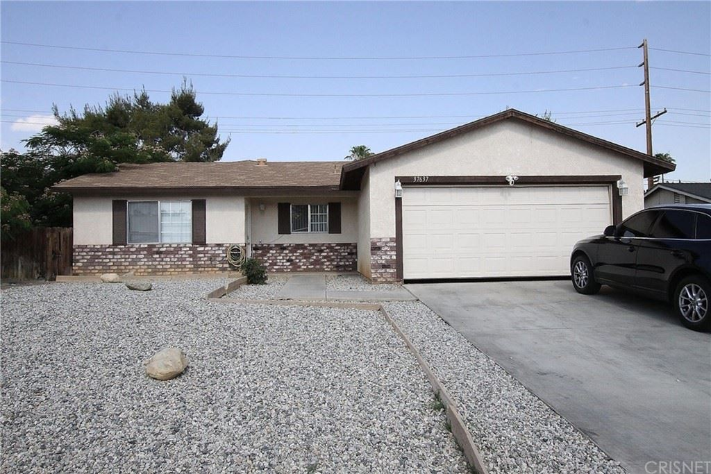 37637 Millbrook Lane, Palmdale, CA 93550 - MLS#: SR21136346