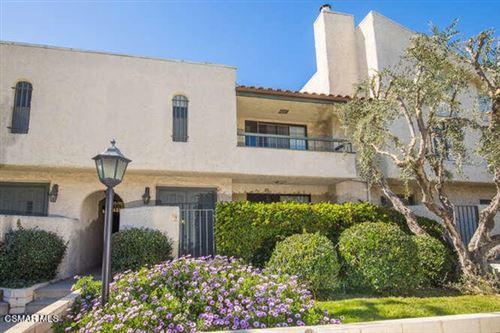 Photo of 5255 Zelzah Avenue #116, Encino, CA 91316 (MLS # 221002347)