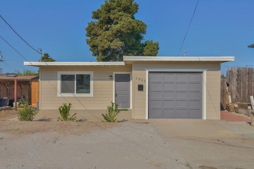 1265 Flores Street, Seaside, CA 93955 - MLS#: ML81862347