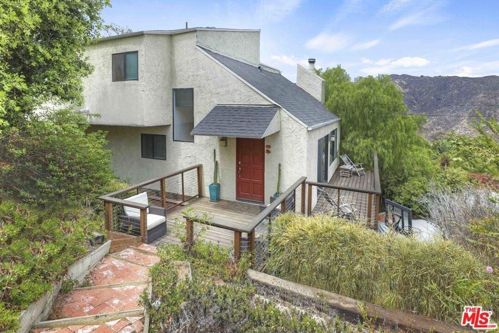 1926 Corral Canyon Road, Malibu, CA 90265 - MLS#: 21779348