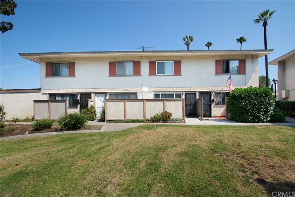 675 W 6th Street #D, Tustin, CA 92780 - MLS#: PW21157348