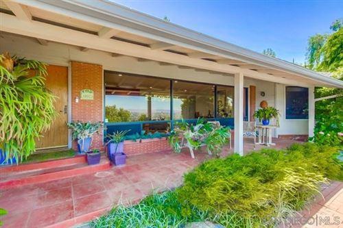 Photo of 9975 Alto Dr, La Mesa, CA 91941 (MLS # 210016349)