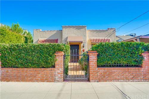Photo of 2034 N Commonwealth Avenue, Los Angeles, CA 90027 (MLS # SR21011349)