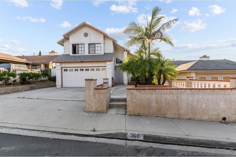 360 Winewood St, San Diego, CA 92114 - MLS#: 210021349