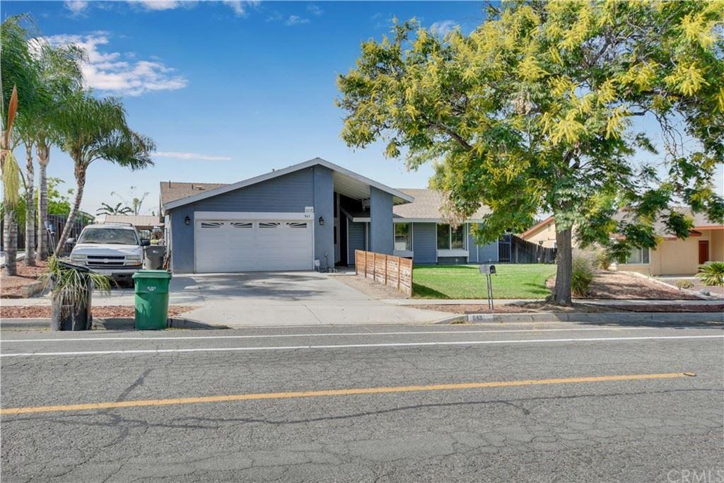 843 Cottonwood Street, Corona, CA 92879 - MLS#: TR21197349