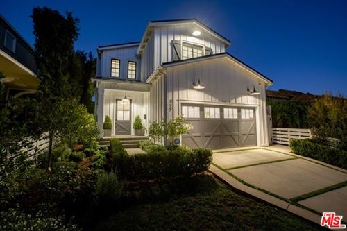 Photo of 950 Fiske Street, Pacific Palisades, CA 90272 (MLS # 20660350)
