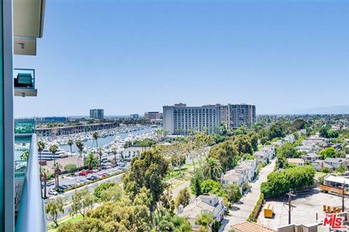 Photo of 13700 MARINA POINTE Drive #1107, Marina del Rey, CA 90292 (MLS # 21692350)