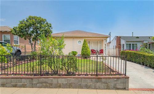 Photo of 636 Orange Grove Avenue, Alhambra, CA 91803 (MLS # AR21156350)