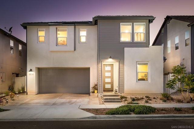 8954 Trailridge Ave, Santee, CA 92071 - #: 210018350
