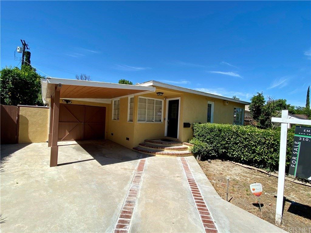 Photo of 17457 Burma Street, Encino, CA 91316 (MLS # SR21161350)