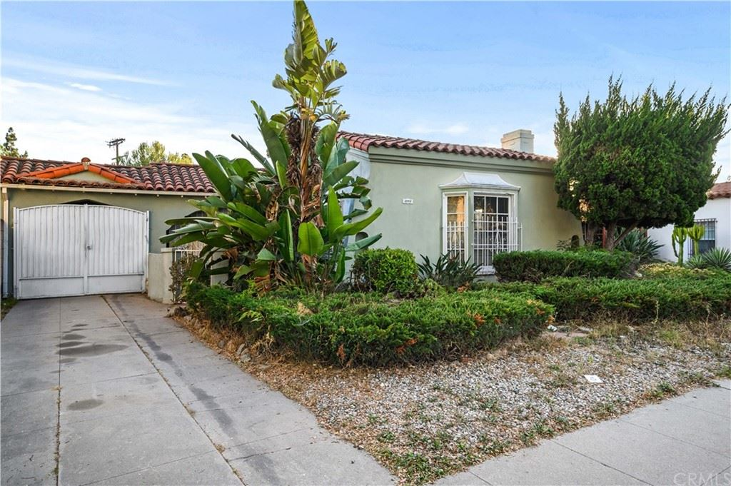 4005 Dublin Avenue, Los Angeles, CA 90008 - MLS#: SW21205350