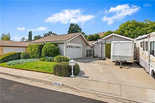 Photo of 17483 Tuscan Drive, Granada Hills, CA 91344 (MLS # SR20224351)