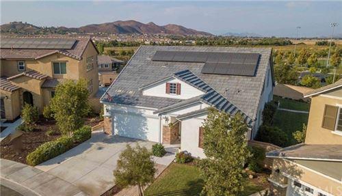 Photo of 30516 Falcon Nest Drive, Menifee, CA 92584 (MLS # SW20196351)