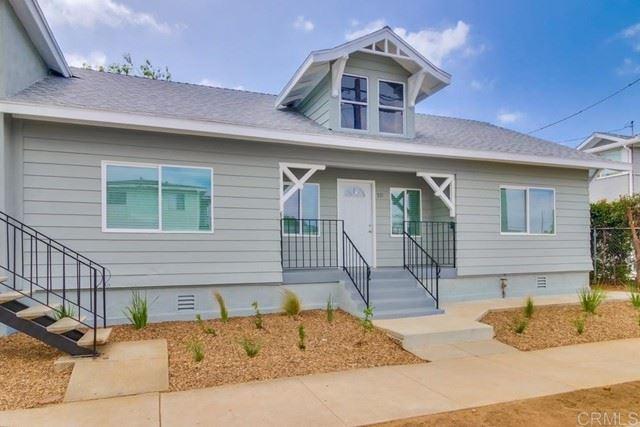 531 Dewey Street, San Diego, CA 92113 - #: PTP2103351