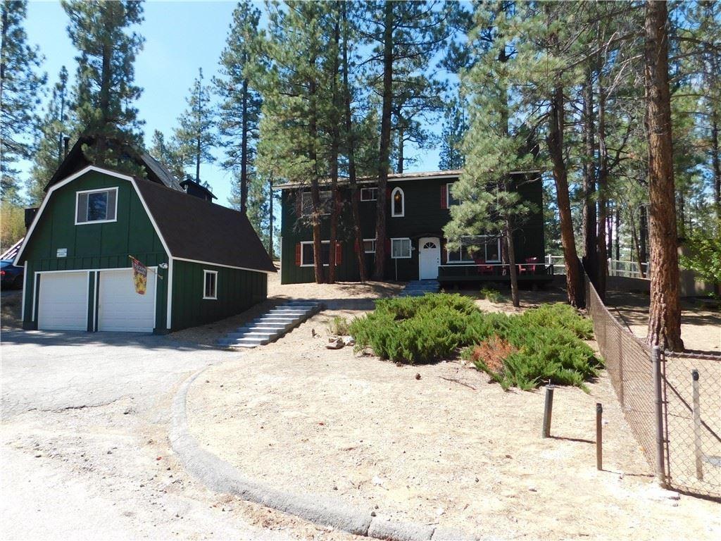 489 Hillen Dale Drive, Big Bear City, CA 92314 - MLS#: SW21217351