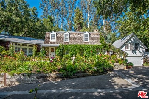 Photo of 2098 MANDEVILLE CANYON Road, Los Angeles, CA 90049 (MLS # 19497352)
