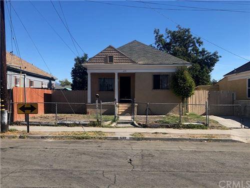 Photo of 659 N L Street, San Bernardino, CA 92411 (MLS # CV19267352)