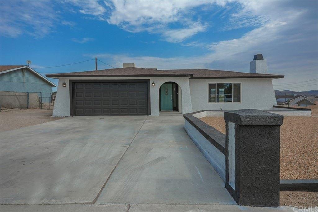 581 Starlight Street, Barstow, CA 92311 - MLS#: CV21168352