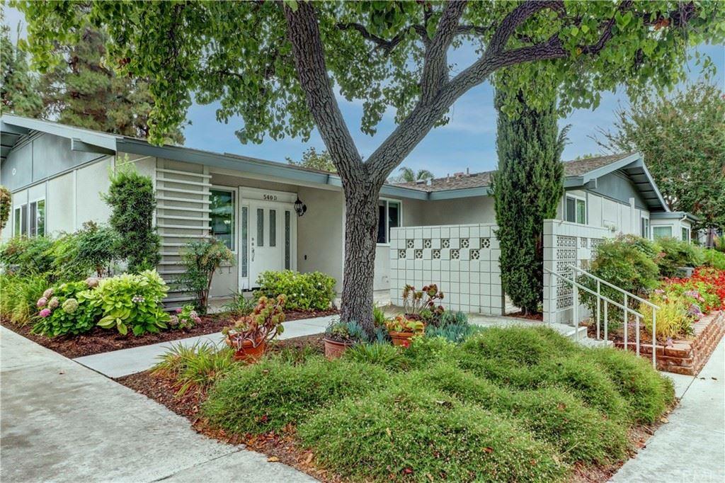 540 Via Estrada #D, Laguna Woods, CA 92637 - MLS#: OC21156352