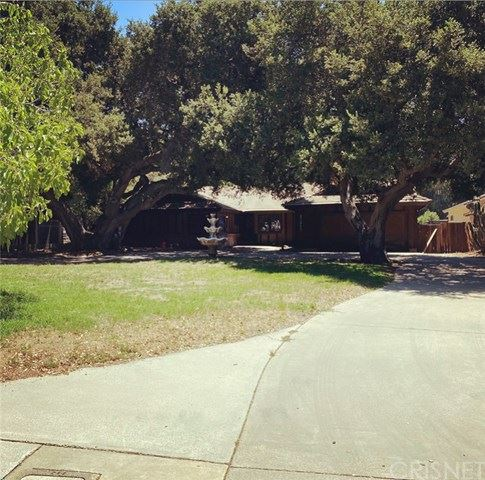 Photo of 21342 Placerita Canyon Road, Newhall, CA 91321 (MLS # SR20129353)