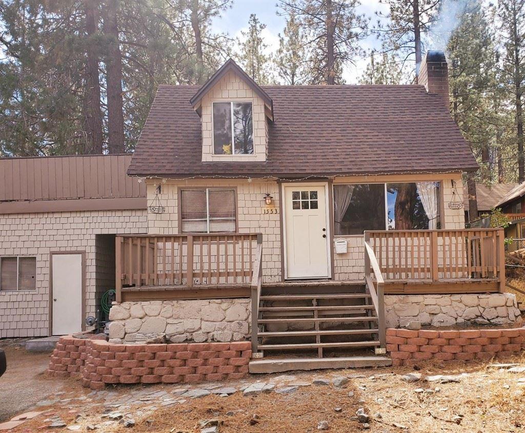 1553 Twin Lakes Drive, Wrightwood, CA 92397 - MLS#: 540353