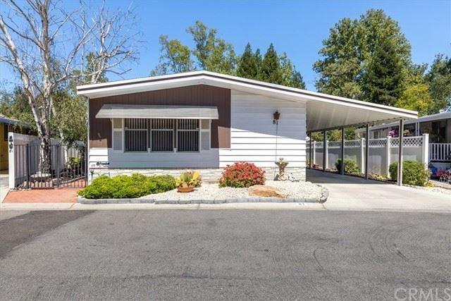 81 Laguna Place #81, Paso Robles, CA 93446 - MLS#: NS21131353