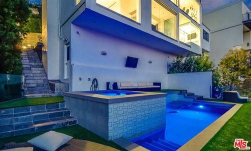 Photo of 8620 Hillside Avenue, Los Angeles, CA 90069 (MLS # 21710354)