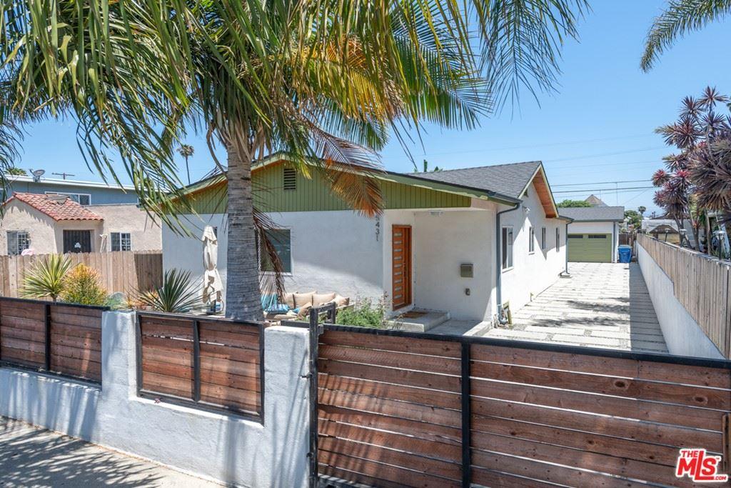 5431 Smiley Drive, Los Angeles, CA 90016 - MLS#: 21752354