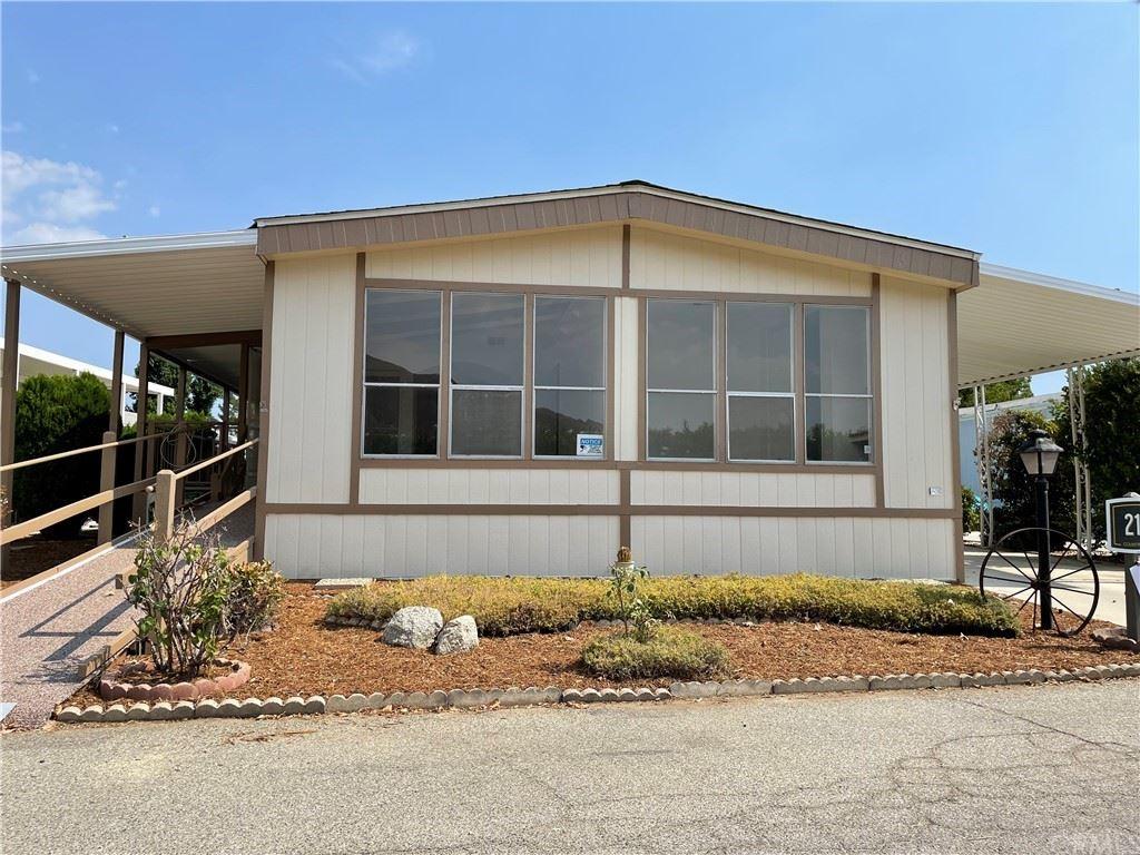 21100 N S State St #213, San Jacinto, CA 92583 - MLS#: EV21166354