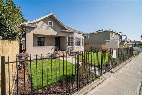 Photo of 3744 Woodlawn Avenue, Los Angeles, CA 90011 (MLS # DW20019355)