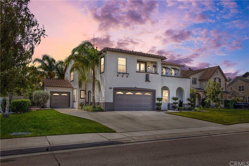 20821 Orchid Way, Riverside, CA 92508 - MLS#: EV21205355