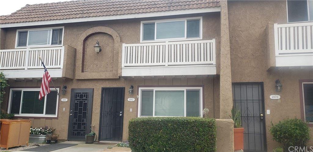 4982 Pearce Drive #22, Huntington Beach, CA 92649 - MLS#: SB21182355