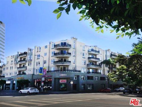 Photo of 12222 Wilshire Boulevard #PH5, Los Angeles, CA 90025 (MLS # 21679356)