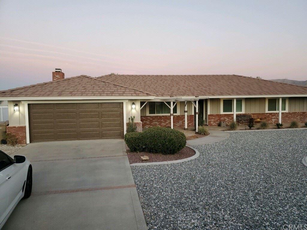 7551 El Cerrito Avenue, Hesperia, CA 92345 - MLS#: IG21157356