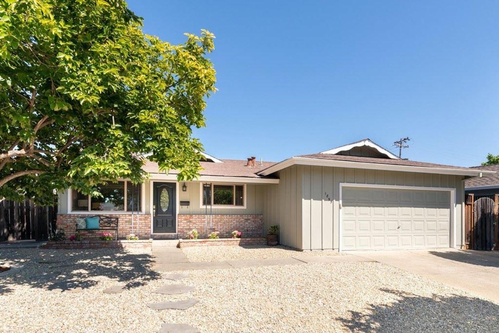 1895 Palo Santo Drive, Campbell, CA 95008 - #: ML81847356