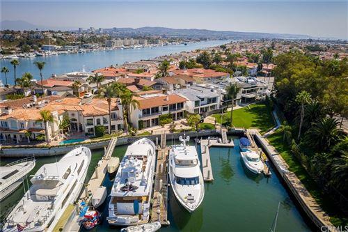 Photo of 107 Via Lido Soud, Newport Beach, CA 92663 (MLS # OC20209357)