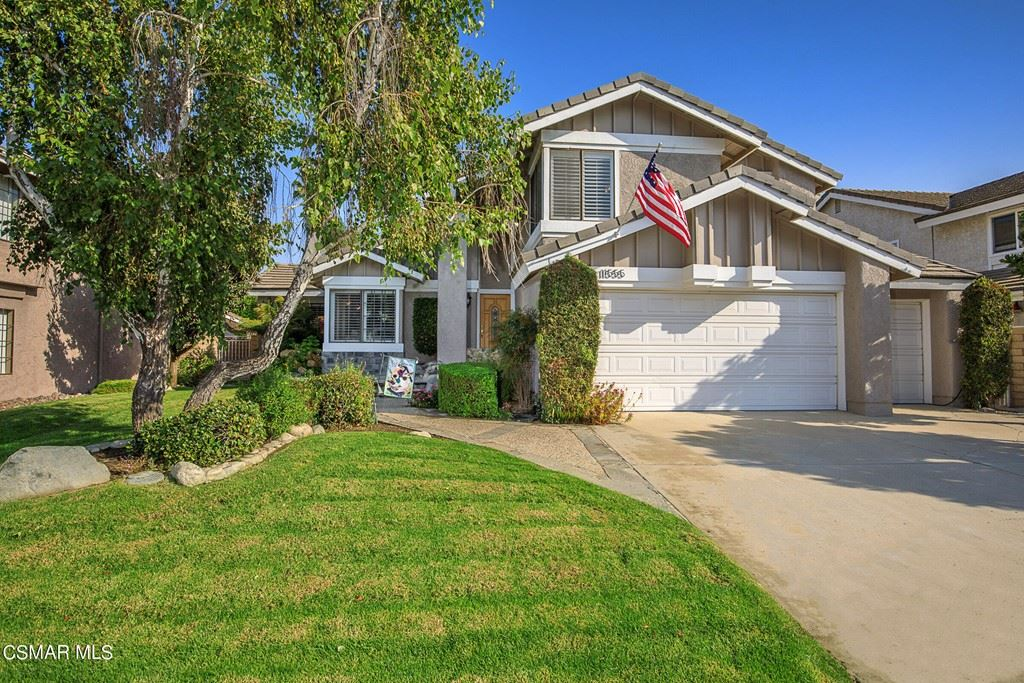 Photo of 11555 Willowood Court, Moorpark, CA 93021 (MLS # 221005357)