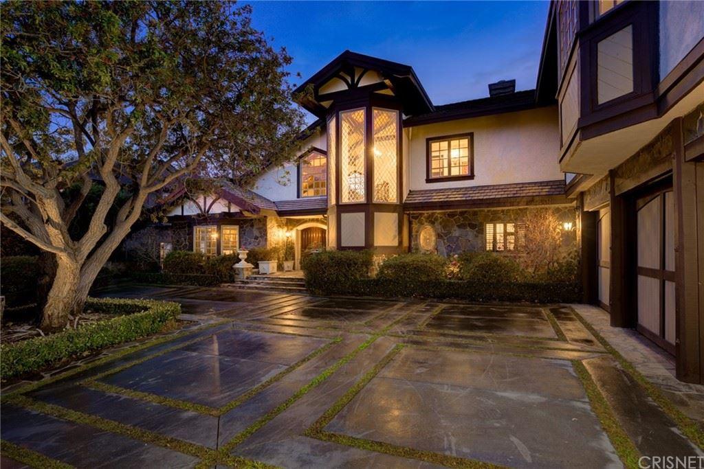 12068 Crest Court, Beverly Hills, CA 90210 - MLS#: SR21184357