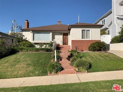 Photo of 2407 S Canfield Avenue, Los Angeles, CA 90034 (MLS # 20664358)