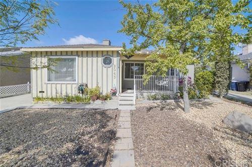 Photo of 2043 N Evergreen Street, Burbank, CA 91505 (MLS # SR21078358)