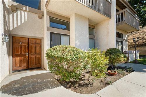 Photo of 26008 Alizia Canyon Drive #E, Calabasas, CA 91302 (MLS # SR21229358)