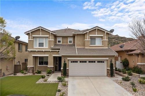 Photo of 21144 Cross Creek Drive, Saugus, CA 91350 (MLS # SR21080359)