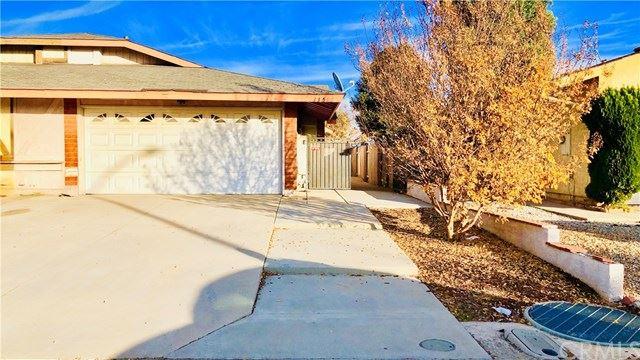 13592 Rockcrest Drive, Moreno Valley, CA 92553 - MLS#: CV20253359