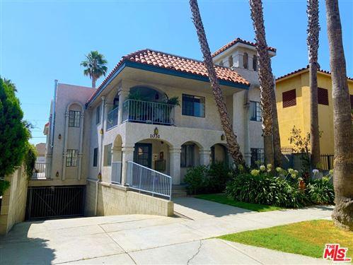 Photo of 1031 N Orange Grove Avenue, West Hollywood, CA 90046 (MLS # 21788360)