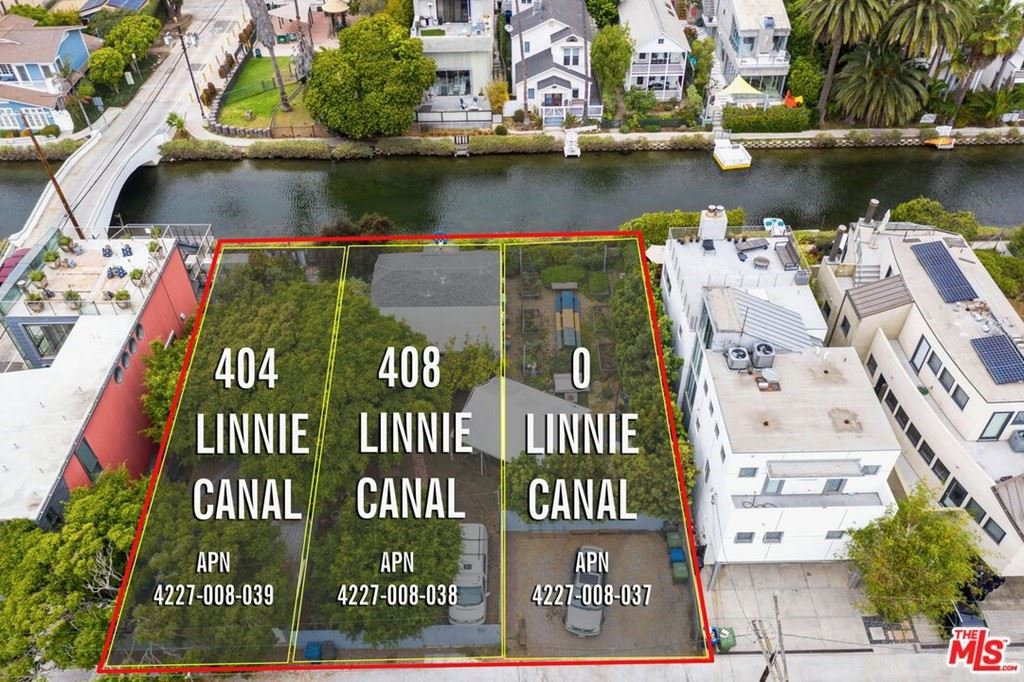 408 Linnie Canal, Venice, CA 90291 - MLS#: 21778360